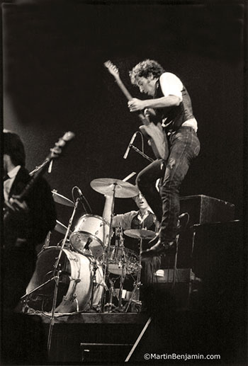 Bruce Springsteen, RPI Fieldhouse, Troy, NY, 1978