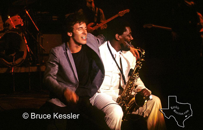 Bruce Springsteen - July 15, 1978 - SAM HOUSTON COLISEUM, HOUSTON, TX