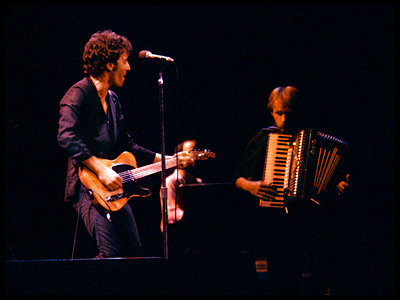 Bruce Springsteen Montreal Forum