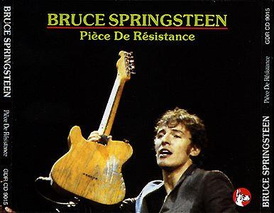 Bruce Springsteen Piece De Resistance