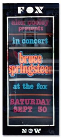 FOX theatre poster