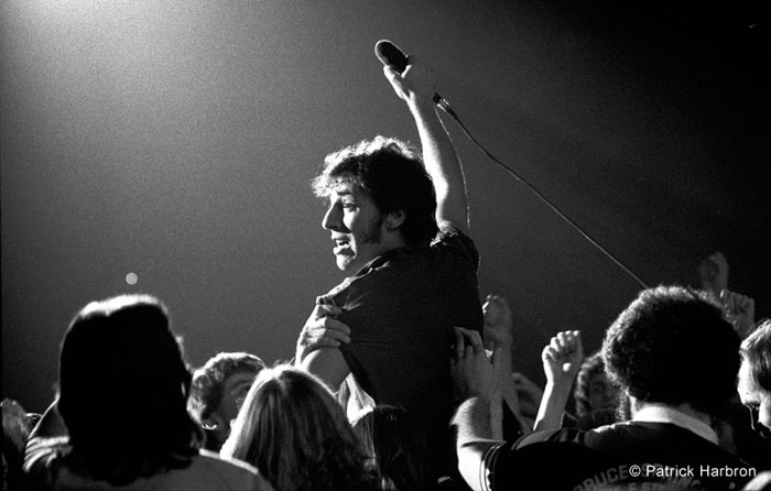 Bruce Springsteen Toronto 1978