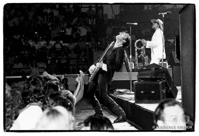 Bruce Springsteen, Madison Square Garden, New York 1978