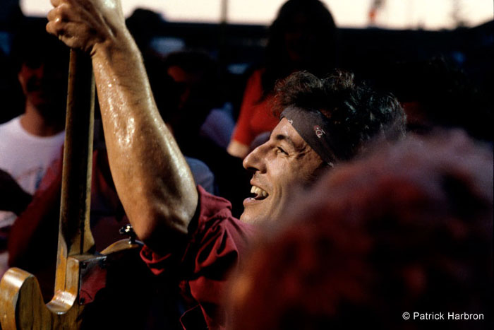 Bruce Springsteen Toronto 1984