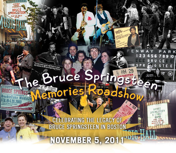 The Bruce Springsteen Memories Roadshow