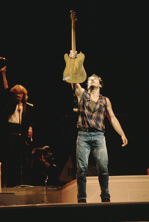 My Photographic Journey with Bruce Springsteen | The Light ...