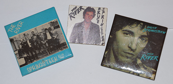 Buttons, original River Tour, 1980-81.