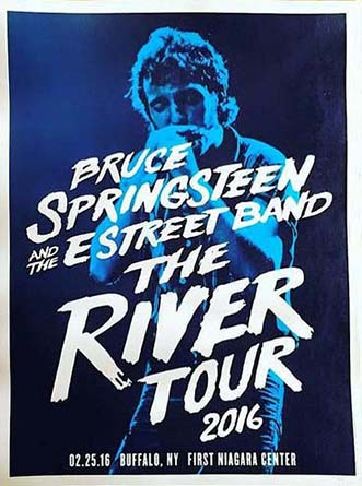 Buffalo - River Tour Poster Photo ©Kirsch